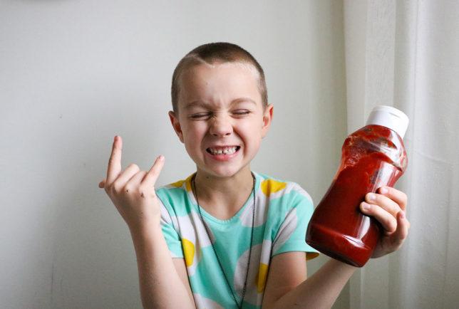 Ketchup LCHF – Sockerfri, enkel och god!