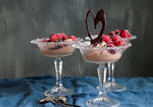 Mejerifri och osötad chokladmousse – Paleo/vegansk/LCHF