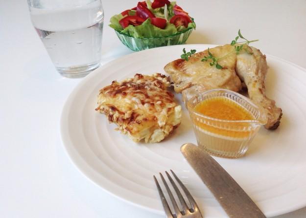 Helstekt kyckling – en riktigt simpel klassiker