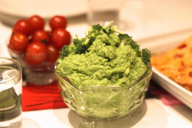 Broccolimos – utmärkt alternativ till potatismos!