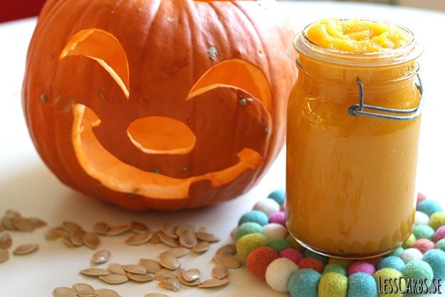 Halloweenmiddag LCHF-style