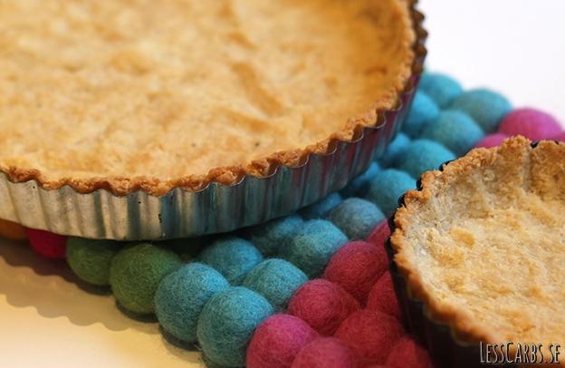 Pajskal till söta pajer – gluten- och mejerifritt