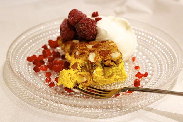 Saffransostkaka – dundergod LCHF dessert!