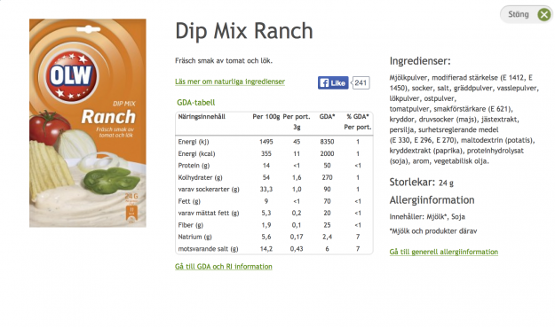 ranchdipp