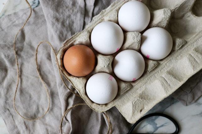 Överbliven äggvita eller överbliven äggula? Ägg – världens bästa livsmedel