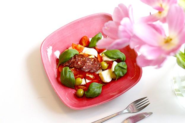 Ett gäng fräscha och enkla luncher