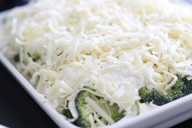 Ost- och broccoligratäng