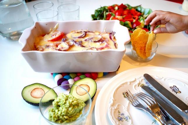 Tacogratäng – enkelt att sno ihop och supermättande!
