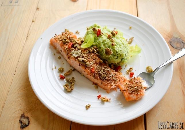 Fem goda fiskrecept som passar perfekt i matlådan