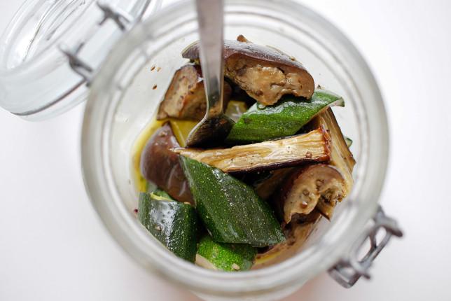 Marinerade grönsaker – gott och enkelt att variera!