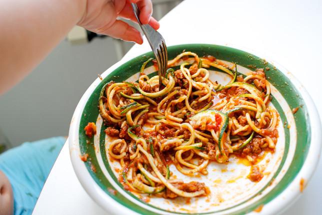 Läsarfråga: Tips på bra grej att göra zucchinipasta med?