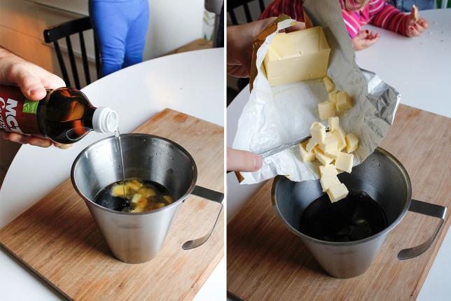 Fettkaffe recept lchf med smör