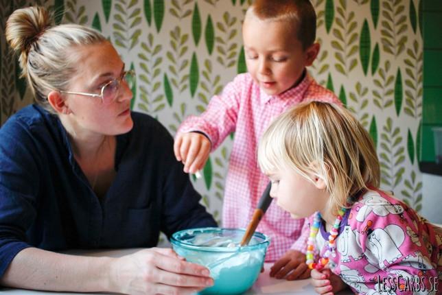 Barn och LCHF / Paleo