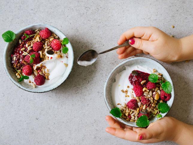 Hemmagjord kokosyoghurt (med probiotika, mejerifri)