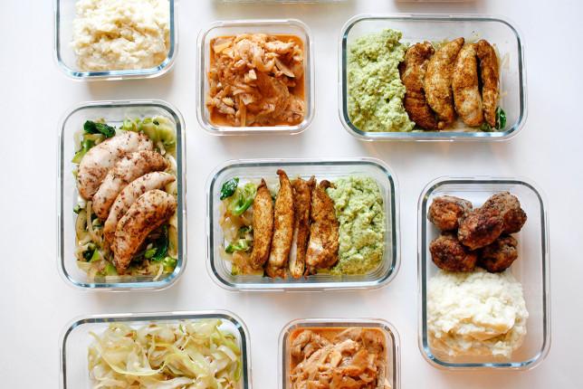 Veckans matlådor