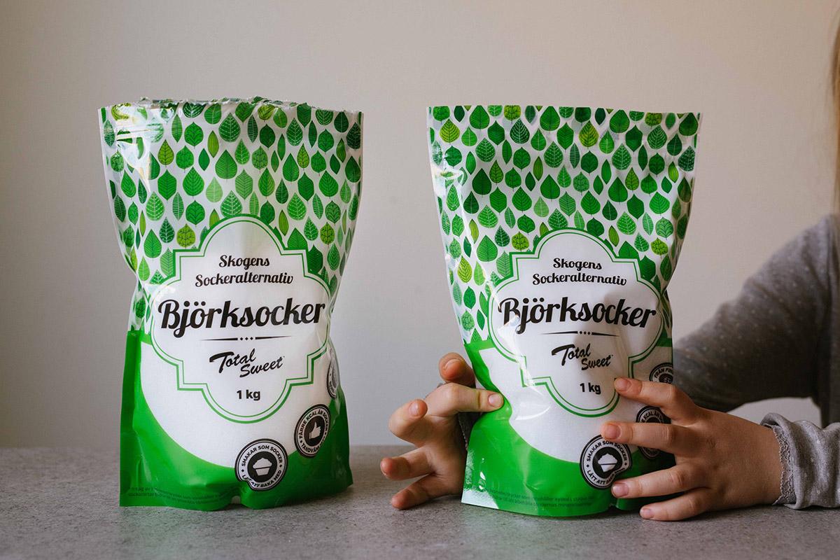 Björksocker xylitol