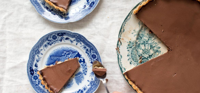 superenkel chokladdessert