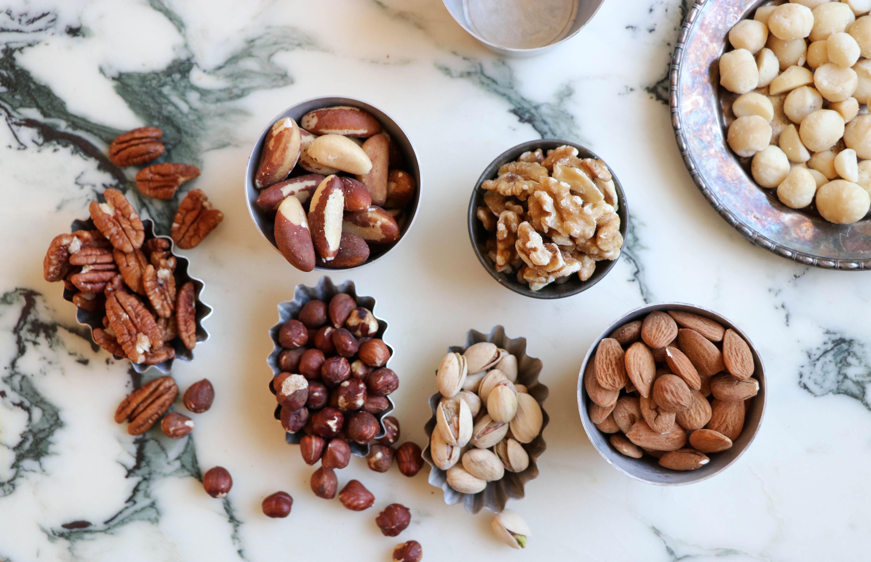 nyttiga nötter lchf