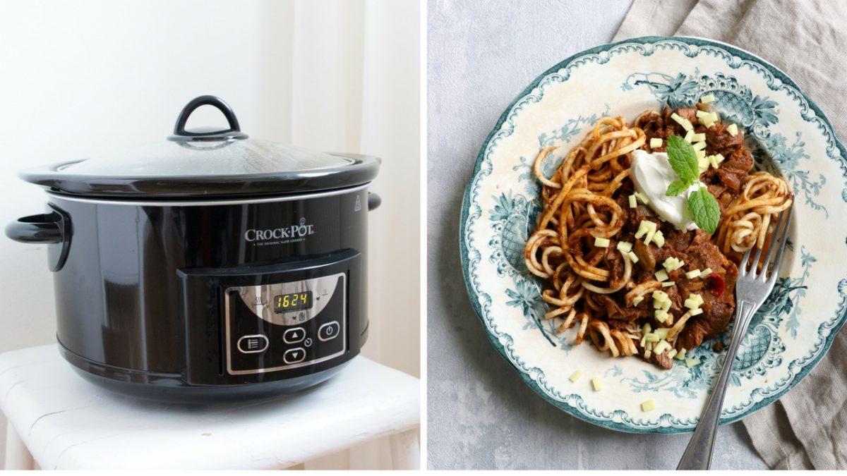 Slow cooker (crock pot) – varför startade jag inte tidigare?
