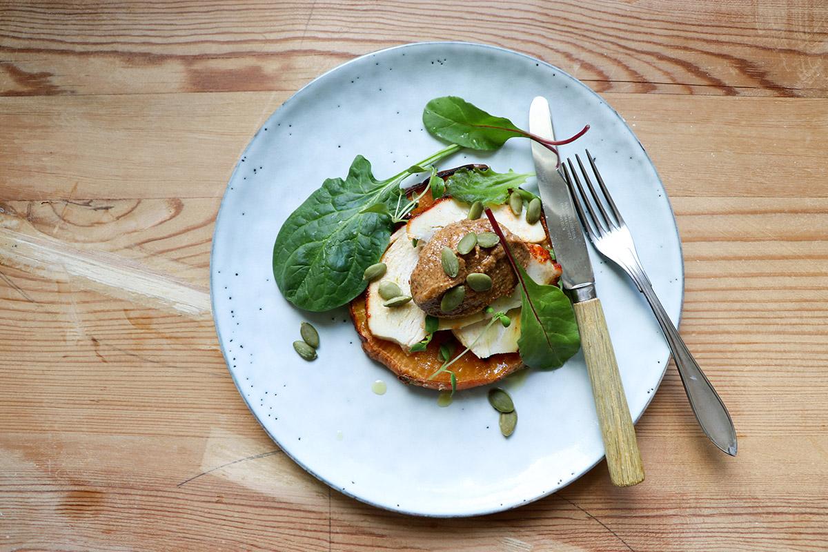 Kålrotsmacka – istället för bröd, supergott!