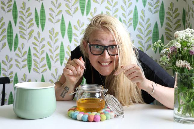 Göra Ghee – klarifierat smör, gott och enkelt