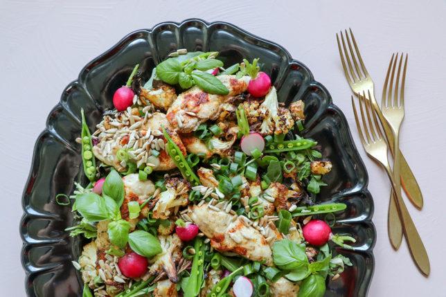 Krämig avokadodressing – härligt somrig, perfekt i salladen!