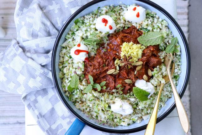 Indisk köttgryta – enkel och välsmakande – testa!