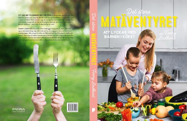 Det stora matäventyret – Signerad till specialpris – Först till kvarn!