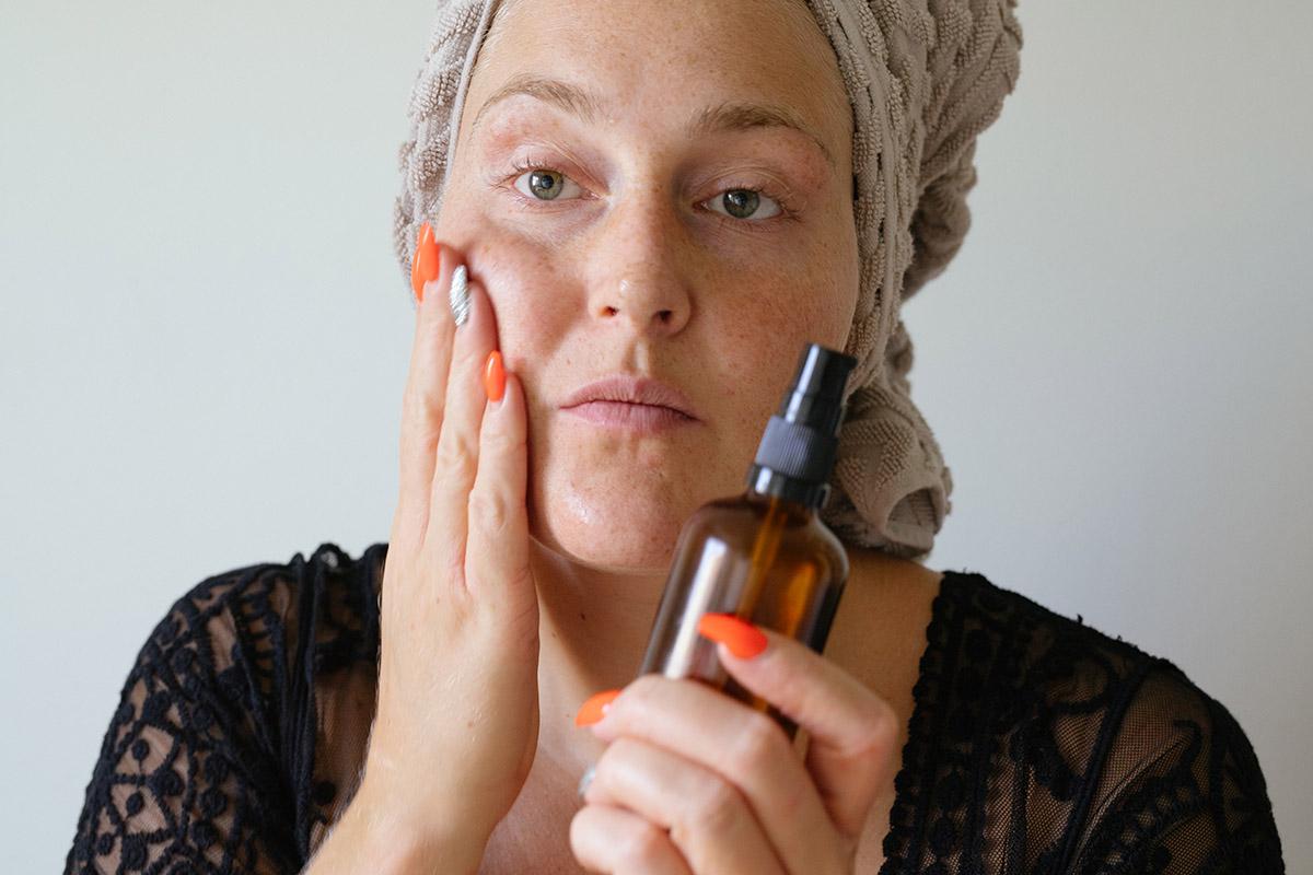 Olja för huden