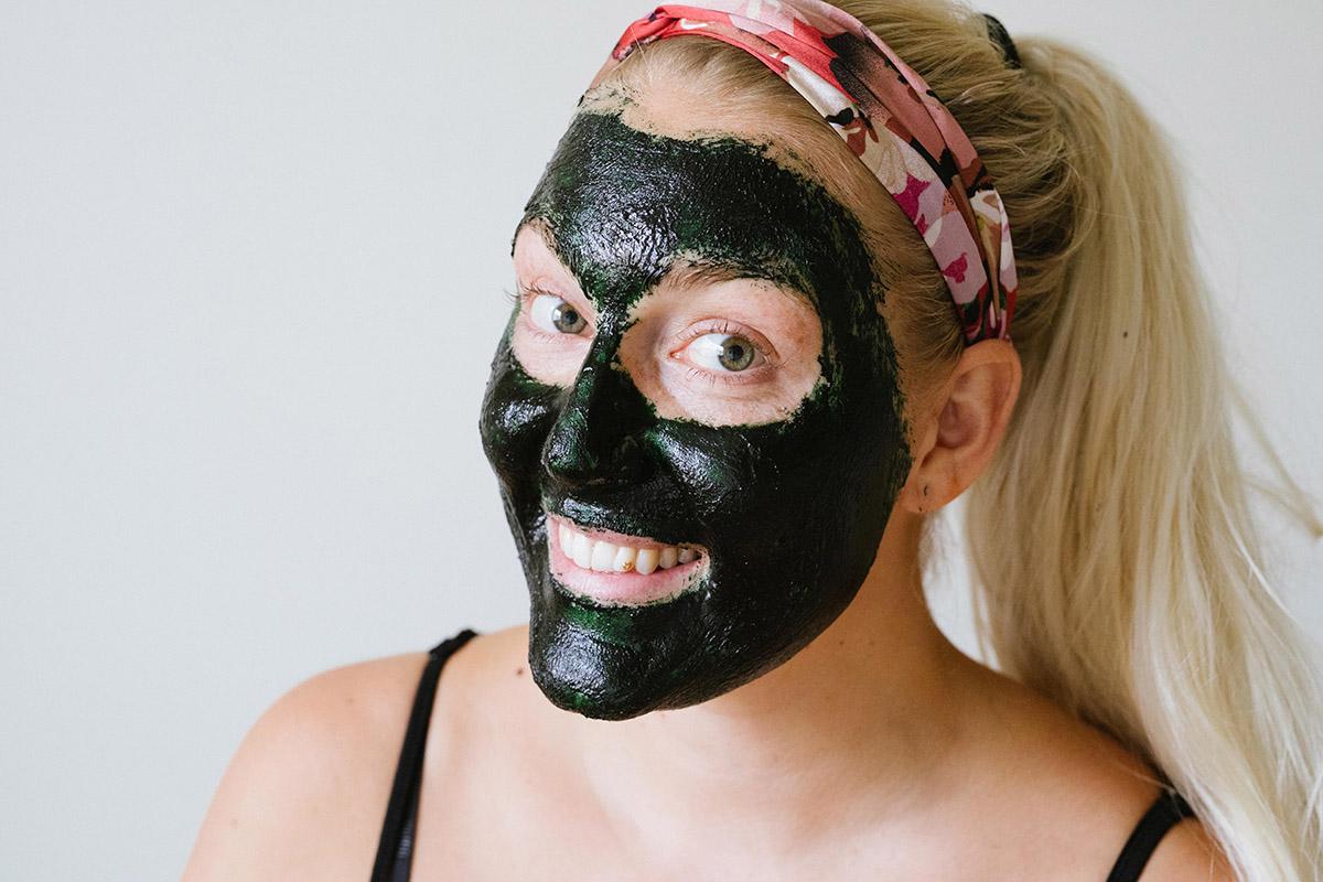 ingredienser till ansiktsmask