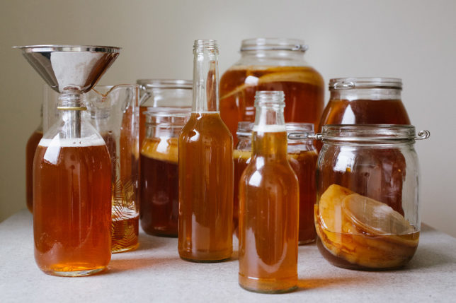 Göra kombucha – recept, tips och personliga favoriter