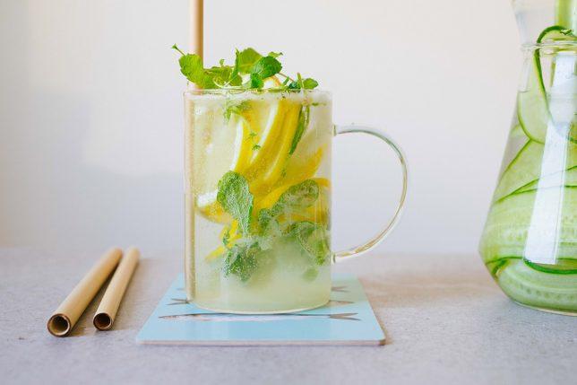 Lesscarbs Lemonad – Enkel och god!
