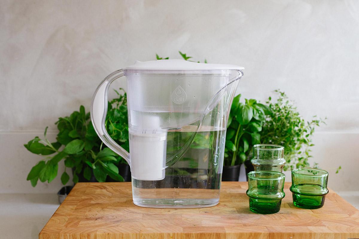 Filtrera kranvatten