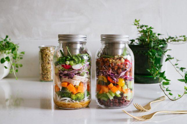 Förbereda mat att ha i kylen – Rädda vardagsmaten