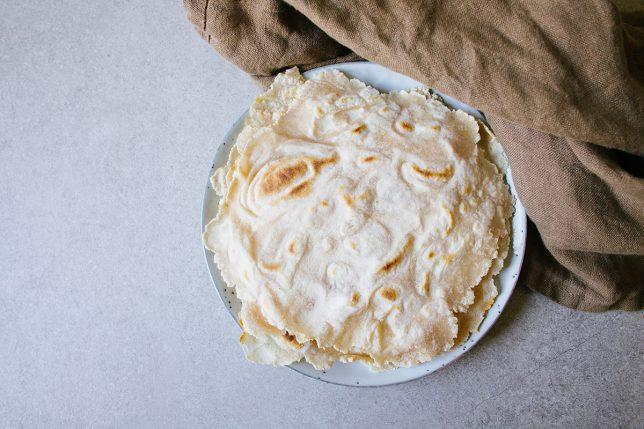 Glutenfria wraps och min guide till glutenfri bakning