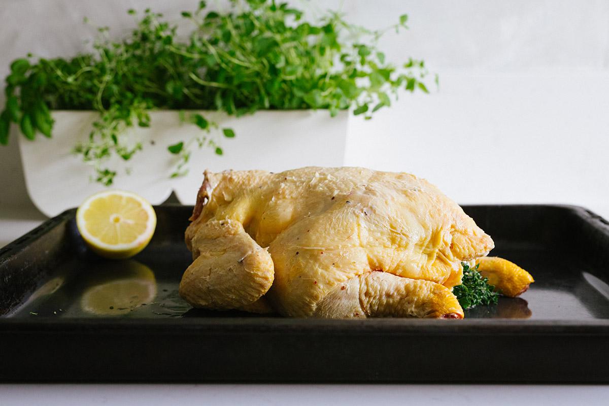 Kyckling från Label Rouge