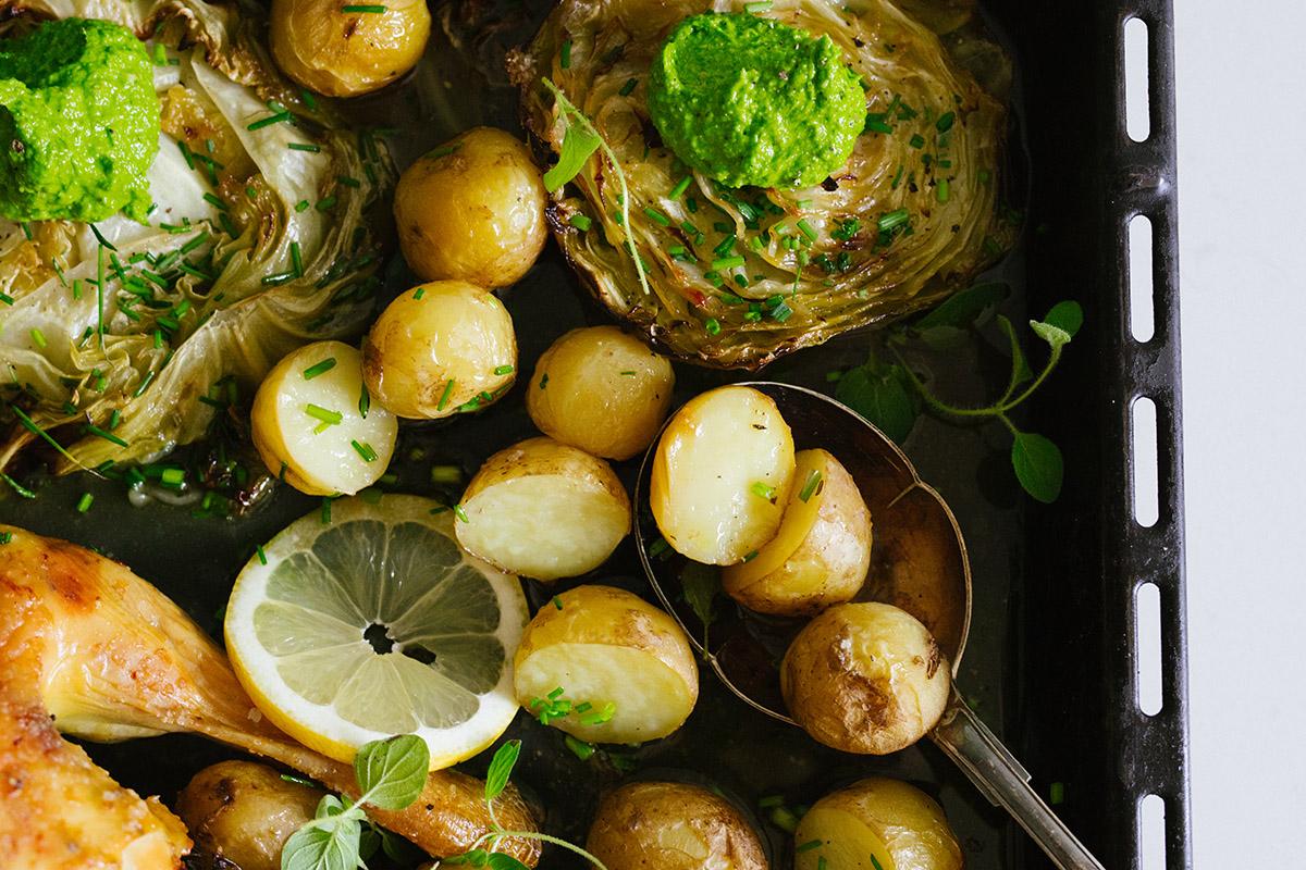 Potatis och kål