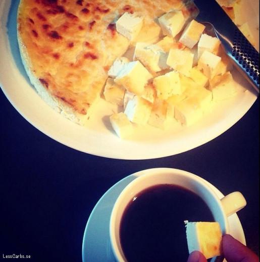 Kaffeost från Norrland