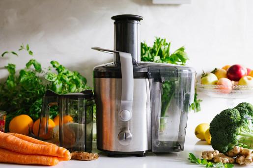 Göra hemmagjord juice