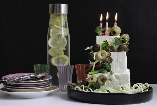 LCHF-tårta