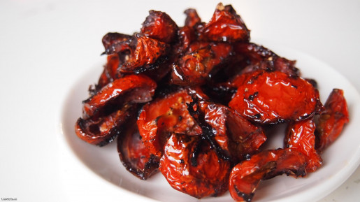 Torkade tomater
