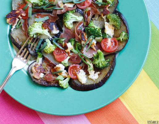 auberginepizza