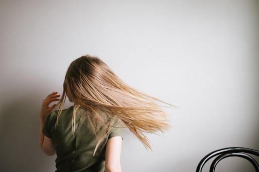 Bettys hår