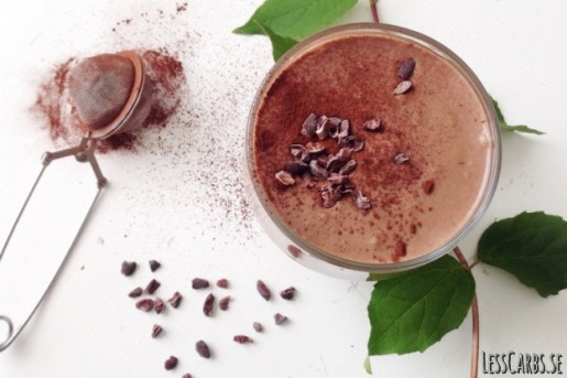 Chokladsmoothie