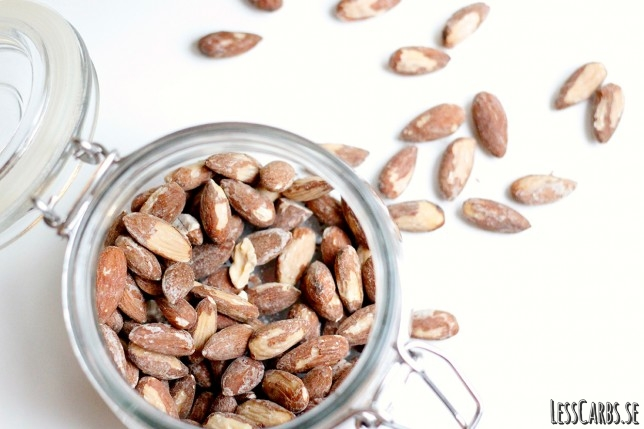 Salta mandlar – det bästa tillvägagångssättet!